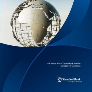 4th Annual African Central Bank Reserves Management Conference