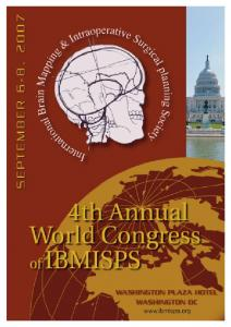 4th Annual World Congress of IBMISPS September 6 8, 2007 Washington USA