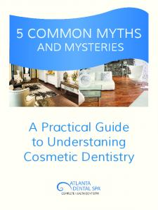 5 COMMON MYTHS AND MYSTERIES