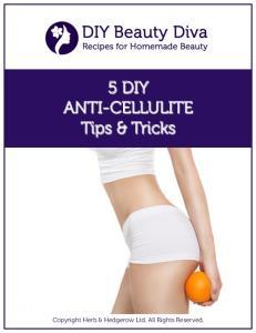 5 DIY ANTI-CELLULITE Tips & Tricks
