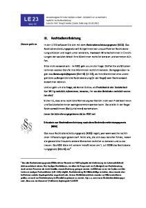 5. IX. Rechtsdienstleistung. Darum geht es