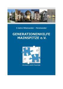 5 Jahre Generationenhilfe Mainspitze
