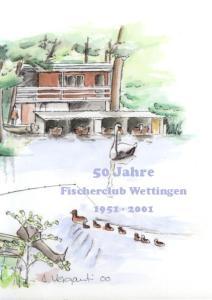 50 Jahre Fischerclub Wettingen