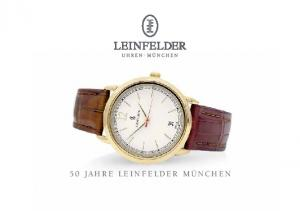 50 Jahre leinfelder München