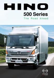 500 Series. The Road Ahead