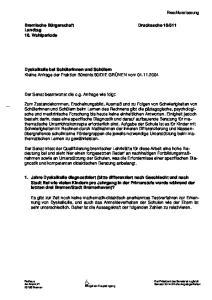 511 Landtag 16. Wahlperiode
