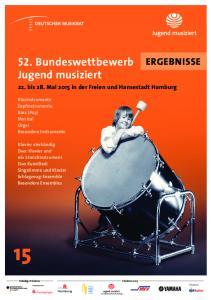 52. Bundeswettbewerb Jugend musiziert
