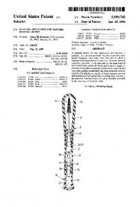 [54] MASCARA APPLICATOR AND MASCARA FOREIGN PATENT DOCUMENTS REMOVAL DEVICE