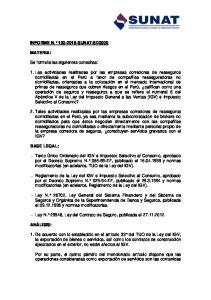 5D0000 MATERIA: Se formula las siguientes consultas: