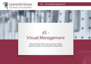 5S - Visual Management
