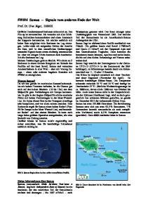 5W0M Samoa -- Signale vom anderen Ende der Welt