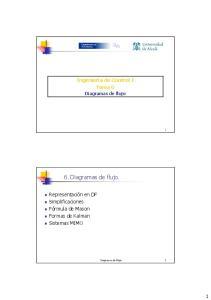6. Diagramas de flujo