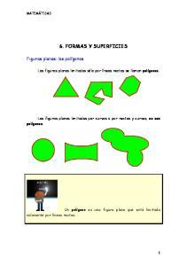 6. FORMAS Y SUPERFICIES