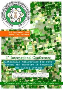 6 International Conference