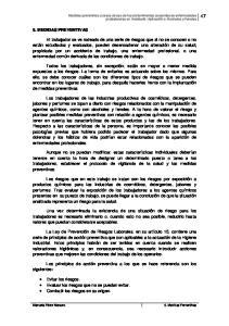 6. MEDIDAS PREVENTIVAS
