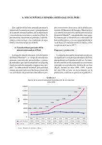 6. SITUACION DE LA MINERIA ARTESANAL EN EL PERU