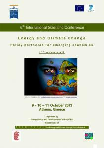6 th International Scientific Conference