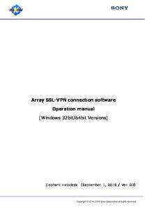 64bit Versions)
