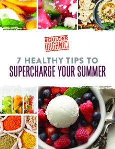 7 HEALTHY TIPS TO SUPERCHARGE YOUR SUMMER