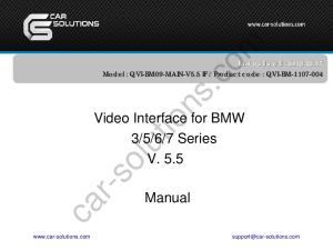 7 Series V Manual