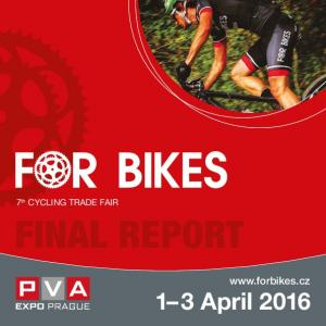 7 th CYCLING TRADE FAIR FINAL REPORT