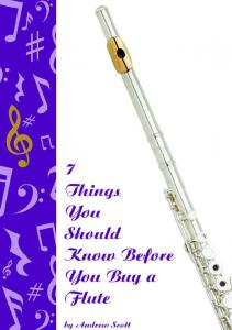 7 Things You Should Know Before You Buy a Flute
