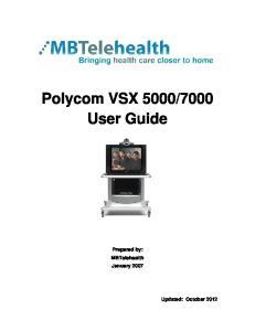 7000 User Guide