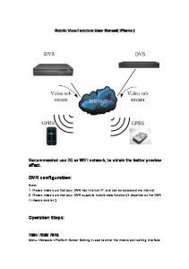 7016: Menu->Network->Platform Server Setting->Load to enter the mobile port setting interface