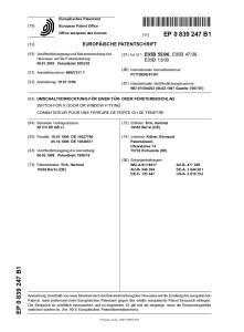(72) Erfinder: Trilk, Hartmut Berlin (DE)