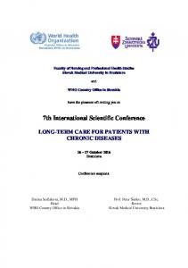 7th International Scientific Conference