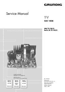 8. Service Training. Service Manual. Service Manual