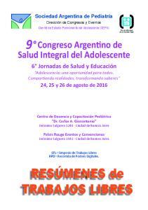 9 Congreso Argentino de