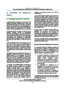 9. ESTRATEGIA DE DESARROLLO