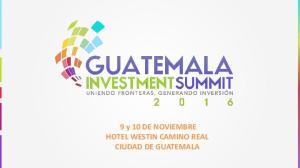 9 y 10 DE NOVIEMBRE HOTEL WESTIN CAMINO REAL CIUDAD DE GUATEMALA