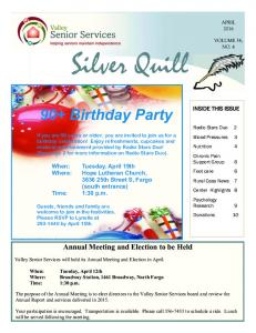 90+ Birthday Party If you are 90 years or older, you are invited to join us for a