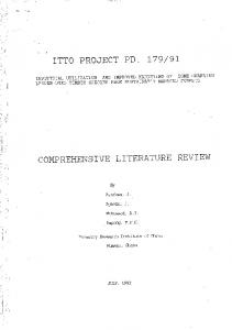91 COMPREHENSIVE LITERATURE REVIEW