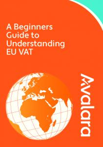 A Beginners Guide to Understanding EU VAT
