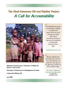 A Call for Accountability