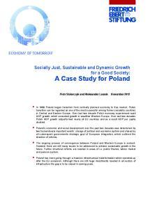 A Case Study for Poland