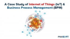 A Case Study of Internet of Things (IoT) & Business Process Management (BPM)