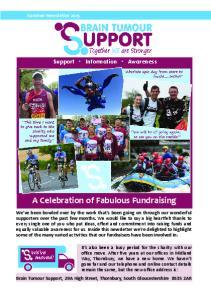 A Celebration of Fabulous Fundraising