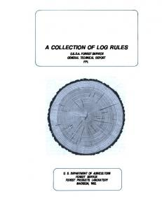 A COLLECTION OF LOG RULES