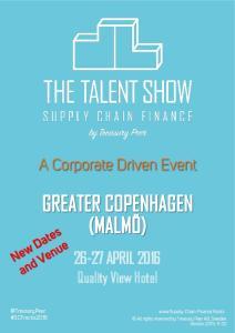 A Corporate Driven Event