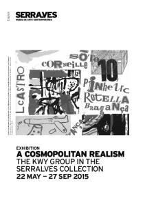A COSMOPOLITAN REALISM