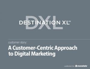 A Customer-Centric Approach to Digital Marketing