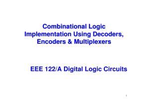 A Digital Logic Circuits