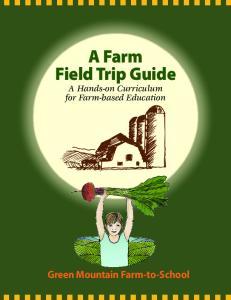 A Farm Field Trip Guide