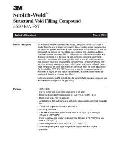 A FST. Technical Datasheet March 2009