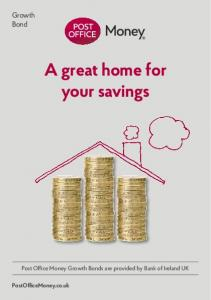 A great home for your savings