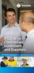 A Guide to Contractors, Customers and Suppliers